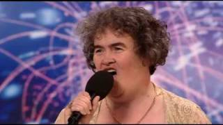 Susan Boyle - Britain's Got Talent 2009 Episode 1 - Saturday 11th April.
