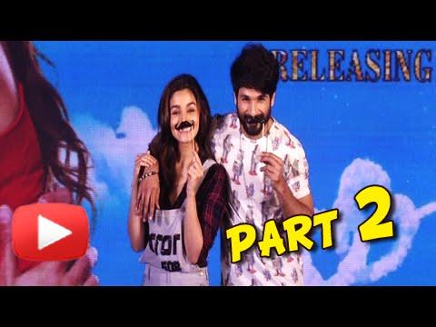Shaandaar - Gulaabo - Song Launch UNCUT - Part 2  