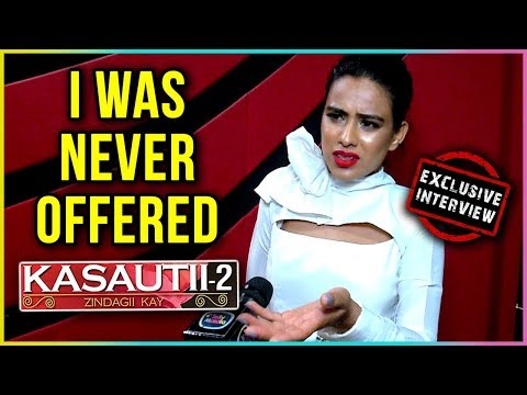 Nia Sharma DENIES Being OFFERED Kasautii Zindagi K