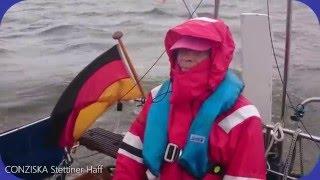 CONZISKA WIBO 930 segeln mit Reinhard