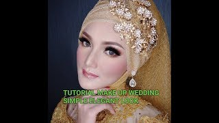Download Video MAKE UP WEDDING SIMPLE ELEGANT WITH INEZ COSMETIC MP3 3GP MP4