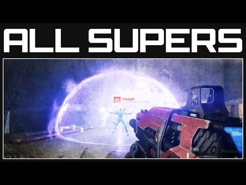 abilities - Destiny All Super Abilities | Destiny Gameplay. ▻ Subscribe ▻ Like ▻ Comment. Subscribe to our channel for more exclusive gameplay videos. Lets break the 200 likes Record!! Subscribe...