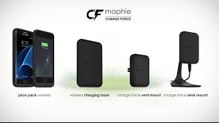 mophie's New iPhone Case Let's You Charge Wirelessly