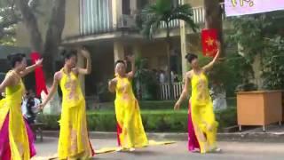 GĐTH 2011-2012 - Múa Dân Gian - THPT Sơn Tây