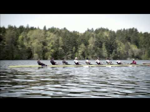 Watch Canada's men's eight crew give their everything