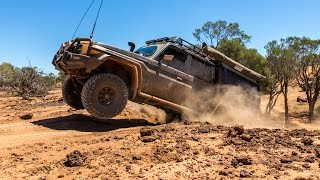 Murchison Australia  City new picture : Murchison off-road adventure Australian outback 4x4 video