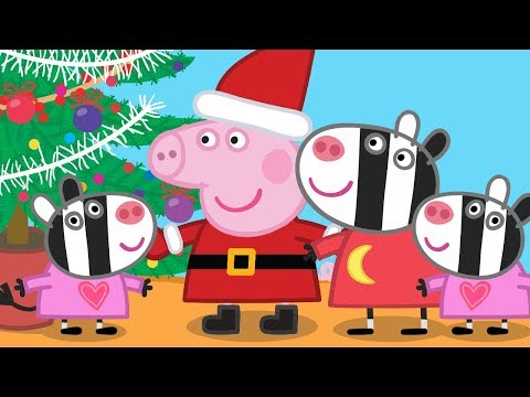 Peppa Pig English Episodes  Party Time!!! Peppa Pig Christmas
