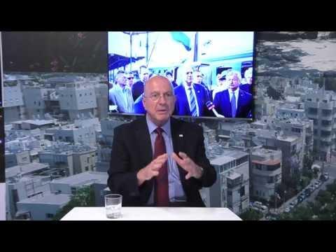 Ilan Mor, Izrael Állam nagykövete rövidesen visszatér hazájába