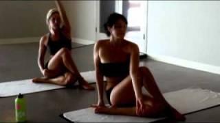 Asana 25 – Ardha-Matsyendrasana (Spine-Twisting Pose)