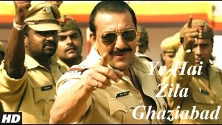 Nonton Ye Hai Zila Ghaziabad Full Video Song   Zila Ghaziabad   Sanjay Dutt  Arshad Warsi  Shriya Saran Film Subtitle Indonesia Streaming Movie Download