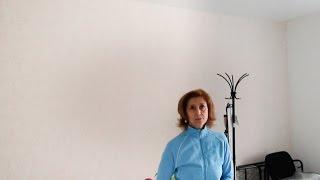 Глянцевый потолок 18 м<sup>2</sup>