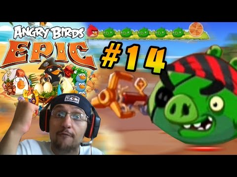 birds - The Birds are at it again (dun, dun) Why do I have no friends (dun, dun) Well, that's all I have for a song, but enjoy Part 14 of Angry Birds EPIC! Thumbs up if Dad should do an episode 15!...