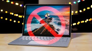 Microsoft's Surface Laptop is genuinely interesting, but you shouldn't buy it. Here's why. https://www.technobuffalo.com/videos/heres-why-you-shouldnt-buy-the-surface-laptop/-Surface Laptop Specs (As Tested)-Intel® Core™ i5256GB SSD8GB RAMIntel® HD Graphics 620Platinum$1,299-More Laptops-Dell XPS 13 2-in-1 Review: https://www.youtube.com/watch?v=bfKbGf7wx6YHP Spectre x360 Review: https://www.youtube.com/watch?v=Op8s4VHjZ4wSurface Book (2016) Review: https://www.youtube.com/watch?v=EUZ3nP9mHpYBlade Stealth Review: https://www.youtube.com/watch?v=5vOxGp7hV7gMore tech goodness: http://www.technobuffalo.comOur video gear: http://amzn.to/1XQHb2EDeals: http://bit.ly/1JMh2qcFollow us!Twitter: http://www.twitter.com/technobuffaloFacebook: http://www.facebook.com/technobuffaloInstagram: http://instagram.com/technobuffaloGoogle Plus: https://plus.google.com/+TechnoBuffalo