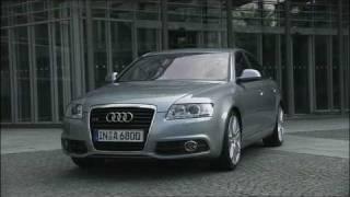 2009 Audi A6 Driving