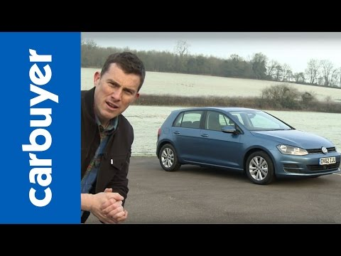 Volkswagen Golf MK7 review – CarBuyer