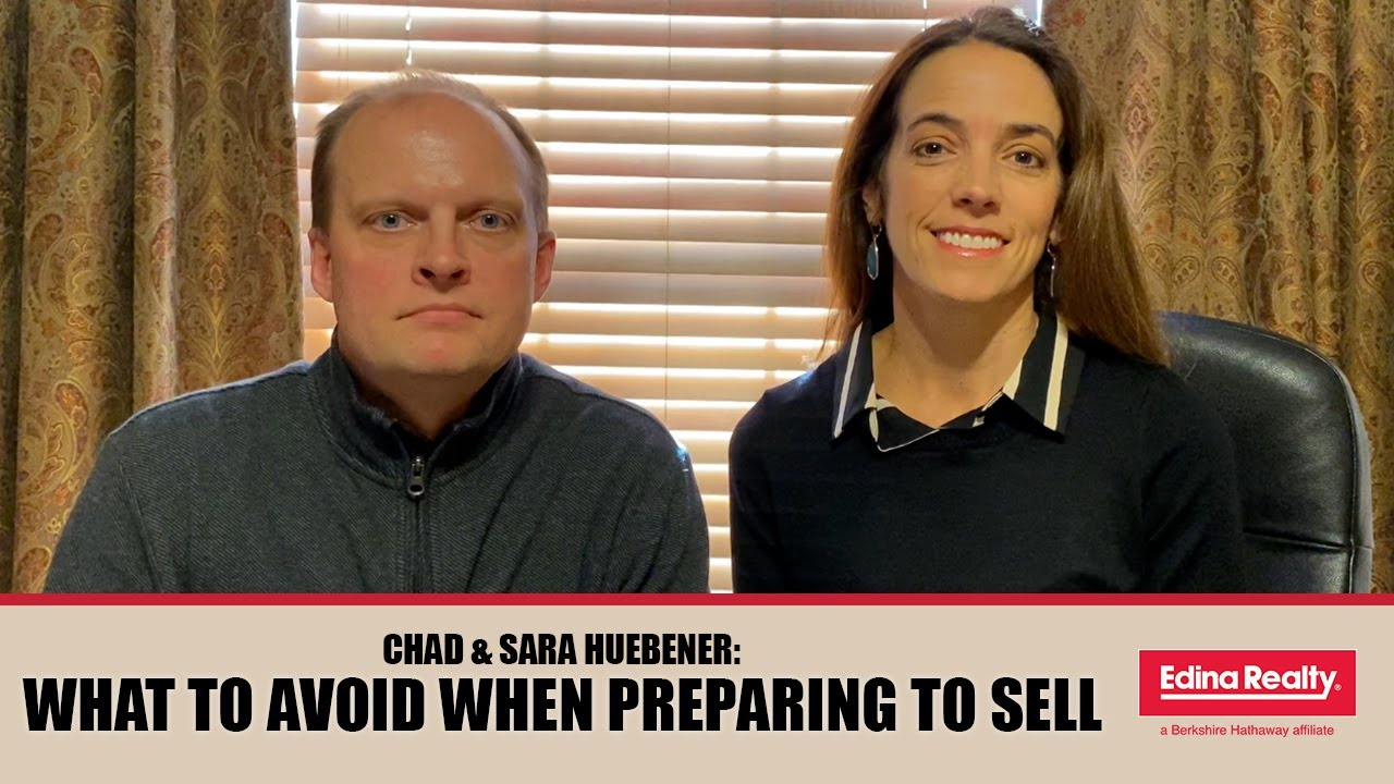 3 Things to Avoid to When Preparing Your Home for Sale