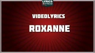 Roxanne - The Police tribute - Lyrics