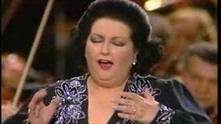 Montserrat Caballé in concert singing the famous aria from Puccini's Gianni Schicchi. Munich, 1990.