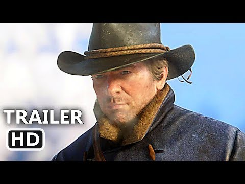 RED DEAD REDEMPTION 2 Launch Trailer (2018) Video Game HD
