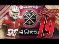 New All Madden Slider Set | Madden 18 San Francisco 49ers Connected Franchise Ep. 19