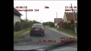 Lecieli ponad 200 km/h! Policyjny pościg za BMW załadowanym narkotykami!