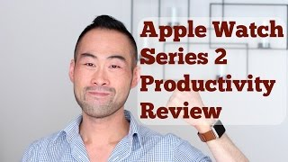 I review the Apple Watch Series 2 to see if this wearable device will actually help you boost productivity at work!My Website: http://www.101mentoring.com/My Products and Services:http://www.101mentoring.com/productsandservicesGrab a free copy of my ebook, The Unfair Advantage:http://www.101mentoring.com/ebook/unfairadvantageThe Apple Watch Series 2 has been out since the fall of 2016 and there's been plenty of reviews about the watch, yet they all focus on the same things - OS, build quality, apps and it's use as a fitness device.  But i've yet to see anyone determine how or if the watch will actually help you be more productive. Until now.I've had my Apple Watch for the last 3 months and I've put this thing through its paces - not in the gym but in the office.  To some it's just a notification buzzer worn on your wrist but to others, is it more? What else can this watch do? And, at the end of the day, does it help you become more productive? in this video, we dive in and answer these questions. I talk about:- Why I picked up an Apple Watch- Stainless steel vs. aluminium casing- What my typical work day looks like- The convenience factor - does it make a difference?- Whether you should spend your hard earned money on an Apple Watch