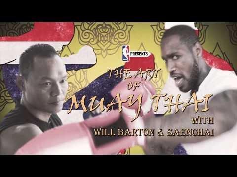 WILL BARTON - MUAY THAI