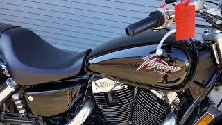 8. 2000 HONDA Shadow Sabre 1100