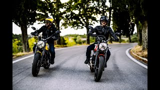 Ducati Scrambler Icon 2019 - Video Novità