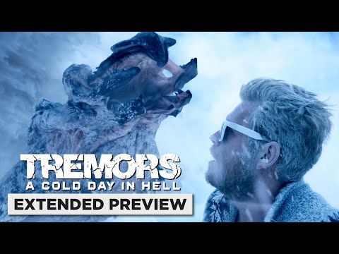 Tremors: A Cold Day in Hell | Sandworms... On Ice!