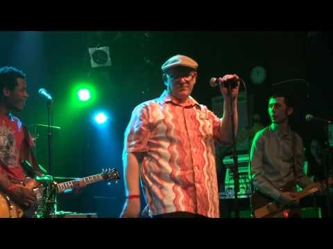King Hammond w/Bobby Sixkiller - Mr. D.J. - Easter Ska Jam - Knust, Hamburg - 28.03.2013