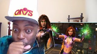 MY REACTION TO Introducing Starfire!ORIGINAL VIDEO:https://www.youtube.com/watch?v=Za2KXKAdrw4&t=6s&spfreload=10CHECK OUT MY PATREON DONATE IF YOU CAN: https://www.patreon.com/user?u=5011574