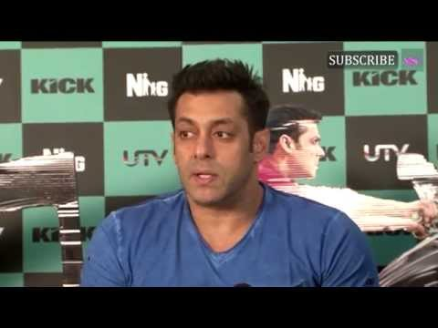 Interview with Salman Khan for movie Kick part 2