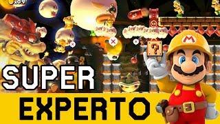 ¡ Likes Poderosos para más !SUSCRIBETE si te Gustó: https://goo.gl/FpteXI● REDES SOCIALES- Facebook : https://www.facebook.com/ZetaSSJ- Twitter: https://www.twitter.com/Zetassjhouse- Twitch: http://www.twitch.tv/zetassjhouse● MÚSICA USADA- OC_ReMix__1558- Super Mario World - Castle Theme (Symphonic Metal Remix)- Nick Keller - Bowsers Castle (Original Mix Super Mario World Remix)- Why So Serious The Joker Theme The Dark Knight Soundtrack- Una odisea en el espacio OST● MIS NIVELES 99% IMPOSIBLES► https://supermariomakerbookmark.nintendo.net/profile/zetassj● PREGUNTAS FRECUENTES- ¿ De donde eres ? De Chile . Vivo en Concepción .- ¿ Como te llamas ? Francisco- ¿ Con que grabas en PC ? Action- ¿ Con que grabas en Consola ? Avermedia LGP Lite- ¿ Que camara ocupas ? Sony HDR-PJ270- ¿ Con que editas ? Sony Vegas Pro 11- ¿ Por que tienes la Bandera de EEUU en Mario Maker? Al principio no dejaba acceder al juego online si usaba la bandera Chilena. También por temas de compras en la WiiU con tarjetas de créditos, con la bandera de Chile no lo permitía.- ¿ Por que tienes la WiiU en Ingles ? Porque me gusta escuchar el Smash Bros con el anunciador en ingles.- ¿ Te puedo agregar en alguna red social ? Las personales las uso para personas que conozco y familia.● CARACTERISTICAS DE MI PCCPU: Intel i5-4430 3.0 GhzRAM: Corsair 8GB DDR3 1600 mhzVIDEO: NVIDIA GeForce GTX650 ti 2 GB ( Asus )MICROFONO: CO1U PRO - SamsonAURICULARES : Logitech G430● INTRO y ENDING Hechos por Mati :Tumblr: http://desayuno64.tumblr.comCanal : https://www.youtube.com/channel/UCim9...Si te gustó el video y te sirvió la información desplegada en la descripción recuerda dar un Poderoso Like! .Que ese Click en el Like rompa el Mouse ! xD. Gracias por ver : )