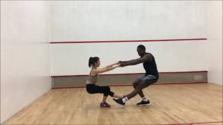 Valentines Day - Couples Workout