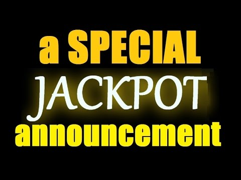 ★☆ SLOT MACHINE JACKPOT ANNOUNCEMENT!! Slot Machine Bonus Huge Win Coming Soon! (DProxima) ☆★
