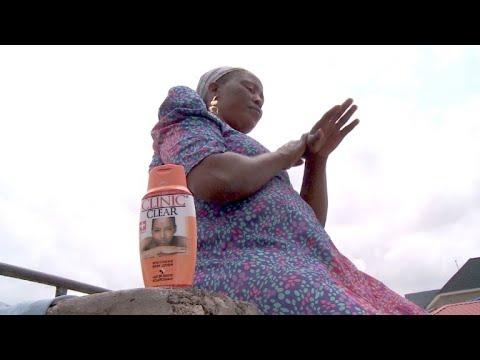 Nigeria: Die Sucht nach heller Haut in Afrika - der ...