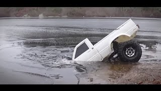 RC Trucks mudding, rc trucks underwater, rc under ice, rc drifting, etc, etc! This has got to be one of the best rc truck videos on youtube! In 2016 we tried to push the limits of RC Trucks like noone else, and in doing so we filmed some pretty crazy rc videos!In this video you will see a toyota hilux scx10 4x4 drive under ice, a jeep cherokee axial scx10 ii drift on ice, a traxxas slash 4x4 hydroplaning with ease, an scx10 will rc tracks, snow driving, tons of rc 4x4 mudding, and the list is endless!We take rc videos seriously, and will try to push the limits of rc even more in 2017! If you have any video recommendations that you want to see us make, comment below!Music: The Lift Kevin MacLeod (incompetech.com)Licensed under Creative Commons: By Attribution 3.0 Licensehttp://creativecommons.org/licenses/by/3.0/#2016 #rcvideos #rc #rctrucks #rcmudding #scx10ii #rcunderice