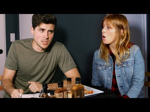 Something's wrong with my girlfriend | Rejected Hot Ones