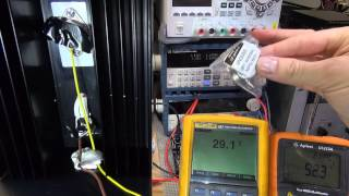 DIY Bench Power Supply #9 – Transistors under load and adjustment with Pots