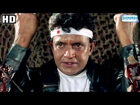 Mithun Chakraborty Best Action Scene (HD) - Mard (1998) Shakti Kapoor - Best Bollywood Movie
