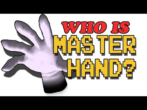 hand - SUBSCRIBE: http://bit.ly/1a4jDdO ▻TWITTER: http://bit.ly/MnH866 ▻SUPER WARIO FAN GAME SERIES: http://wwwwario.wix.com/superwario We take a look at a thoery about the famous Master Hand...