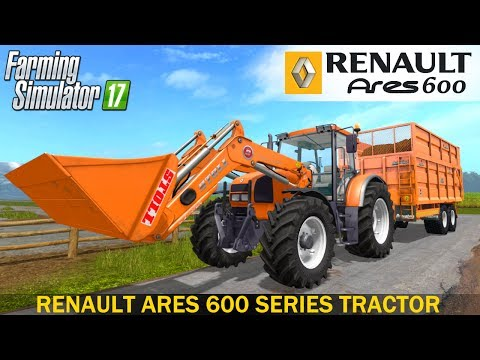 Renault ARES SERIES 600 v1.0