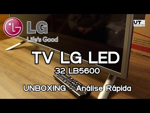 LG LED TV 32LB550B test