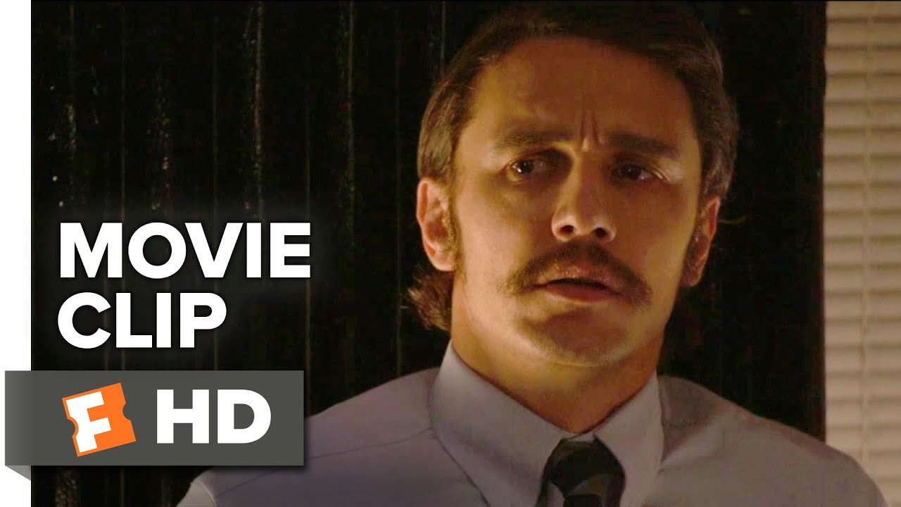 Crime Does Not Pay. Watch James Franco in Thriller 'The Vault' (Clip) with Francesca Eastwood