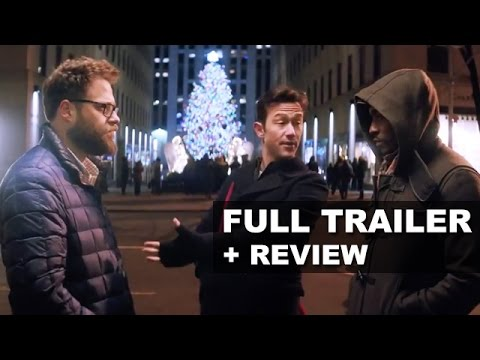 The Night Before 2015 Official Red Band Trailer + Trailer Review : Beyond The Trailer