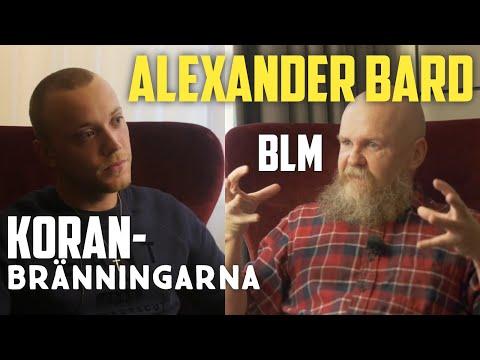 Alexander Bard VS. Svensk Rappare (N-ORDET, BLACK LIVES MATTER, KORAN-BRÄNNINGARNA)