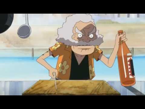 Sanji phải chịu thua với tài nấu ăn của ông lão này - Thời lượng: 2:51.