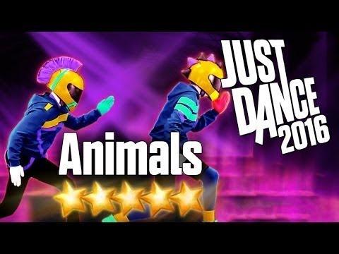 Just Dance 2016   Animals   5 stars