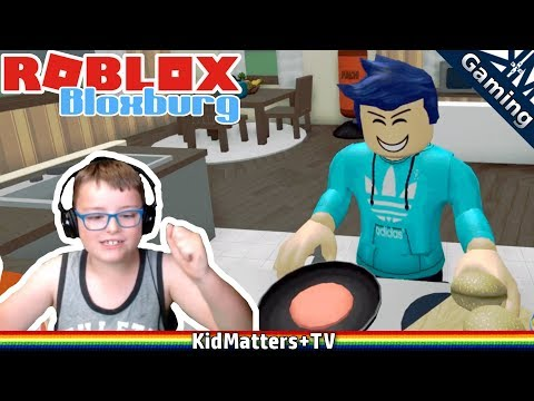 Beautiful Day in this Neighborhood - First house | Roblox | Welcome to Bloxburg [KM+Gaming S01E54]